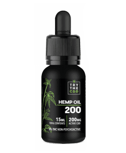 cbd oil 200mg