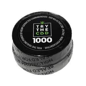 1000mg Pure CBD Isolate - Hemp CBD Isolate - CBD Crystals