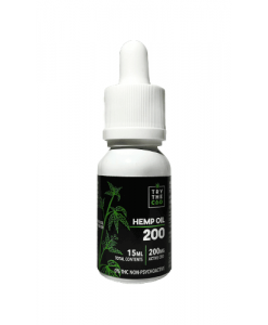 200mg CBD Oil 15ml Bottle