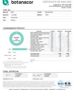 third party cbd vape pen results