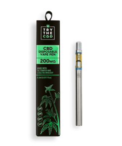 CBD Vape pen 200mg