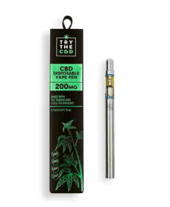 CBD Vape pen 200mg