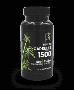 thc free cbd capsules