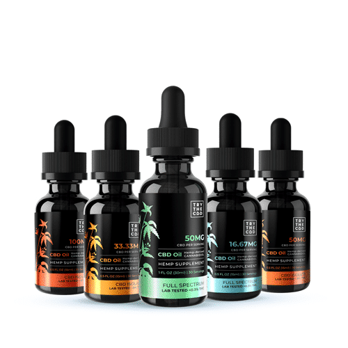 CBD Oil - Pure Isolate and Full Spectrum - SHOP NOW