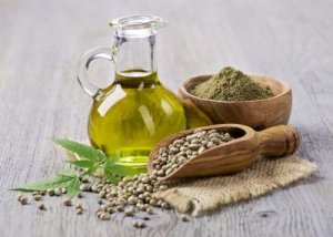 Hemp oil in a glass jar - Is Hemp Oil the same as cbd