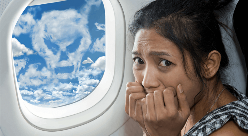 Use CBD for Fears of Flying