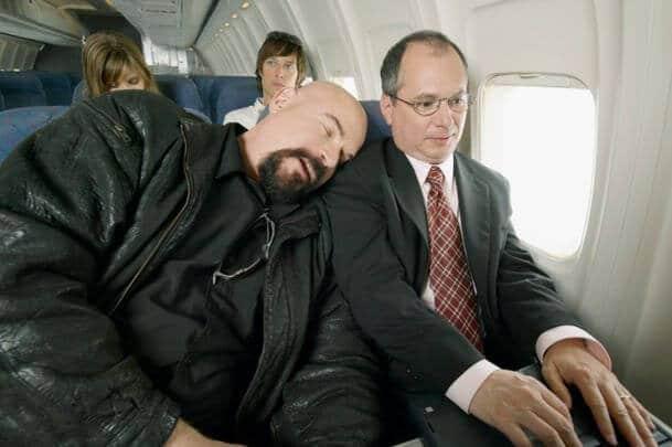Stressful Flight
