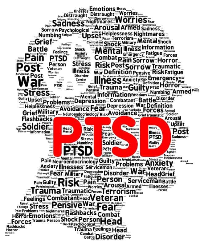 CBD for Veterans PTSD