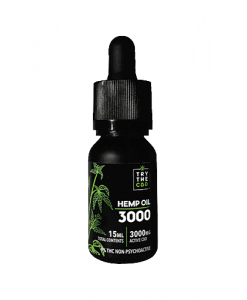 3000MG CBD OIL