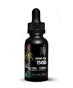 1500mg FULL SPECTRUM CBD