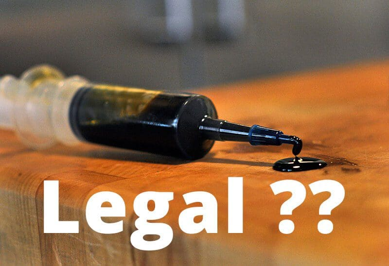 cbd oil legal
