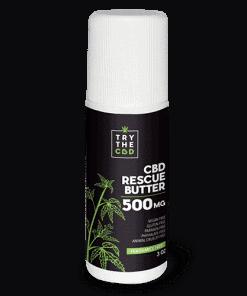 CBD Rescue Butter 500mg