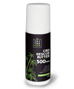CBD Rescue Butter 500mg