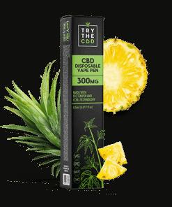 300mg CBD Disposable Vape Pen