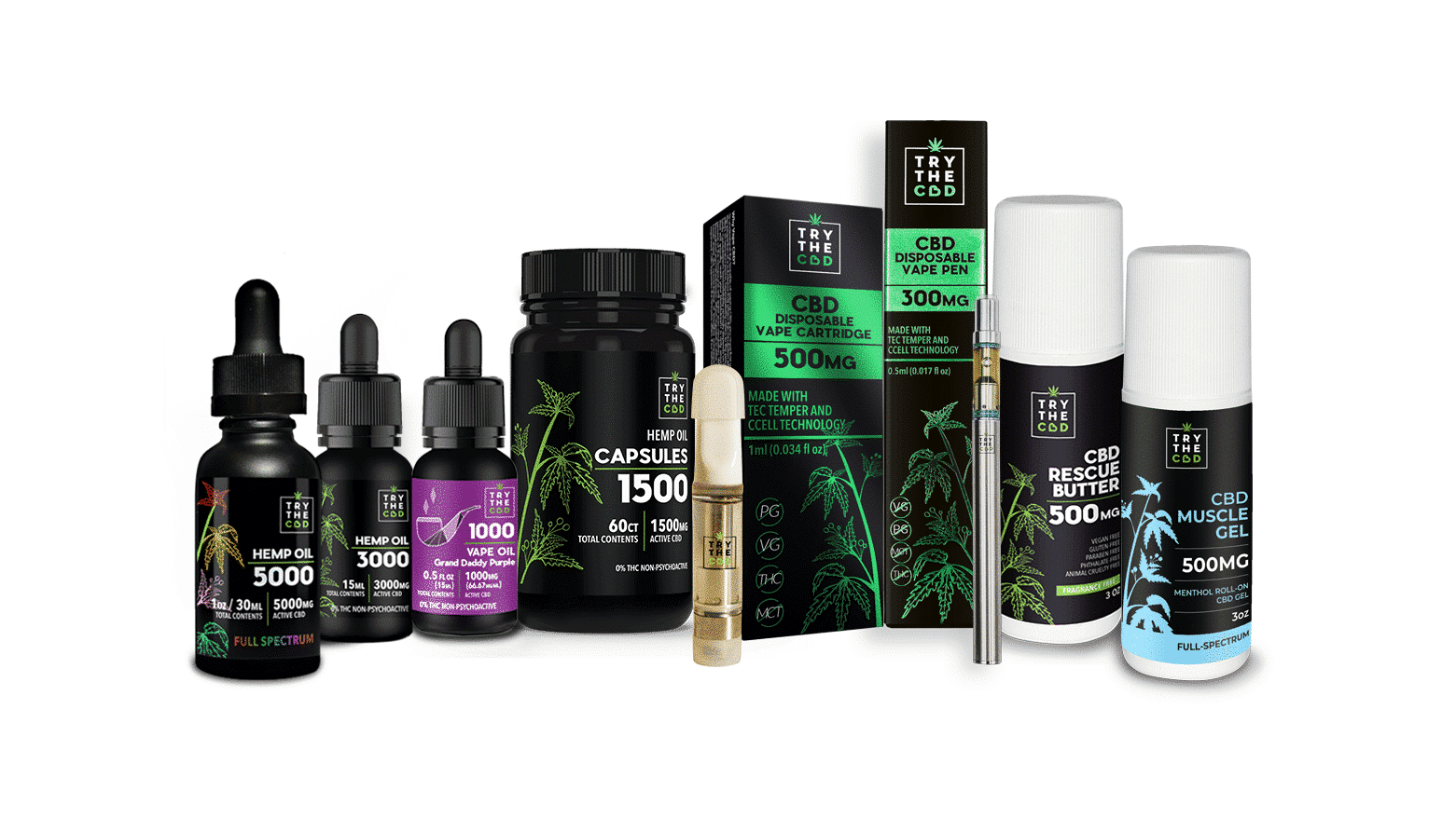 CBD Oil Products wholesale