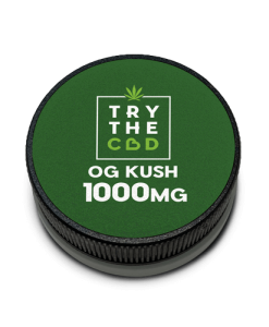 1000mg Pure CBD Isolate Og Kush CBD