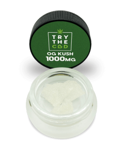 OG Kush 1000mg Pure CBD isolate