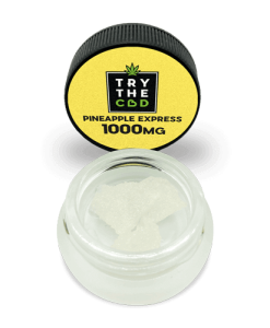 Pineapple Express 1000mg Pure CBD isolate