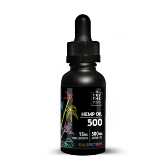 500MG CBD