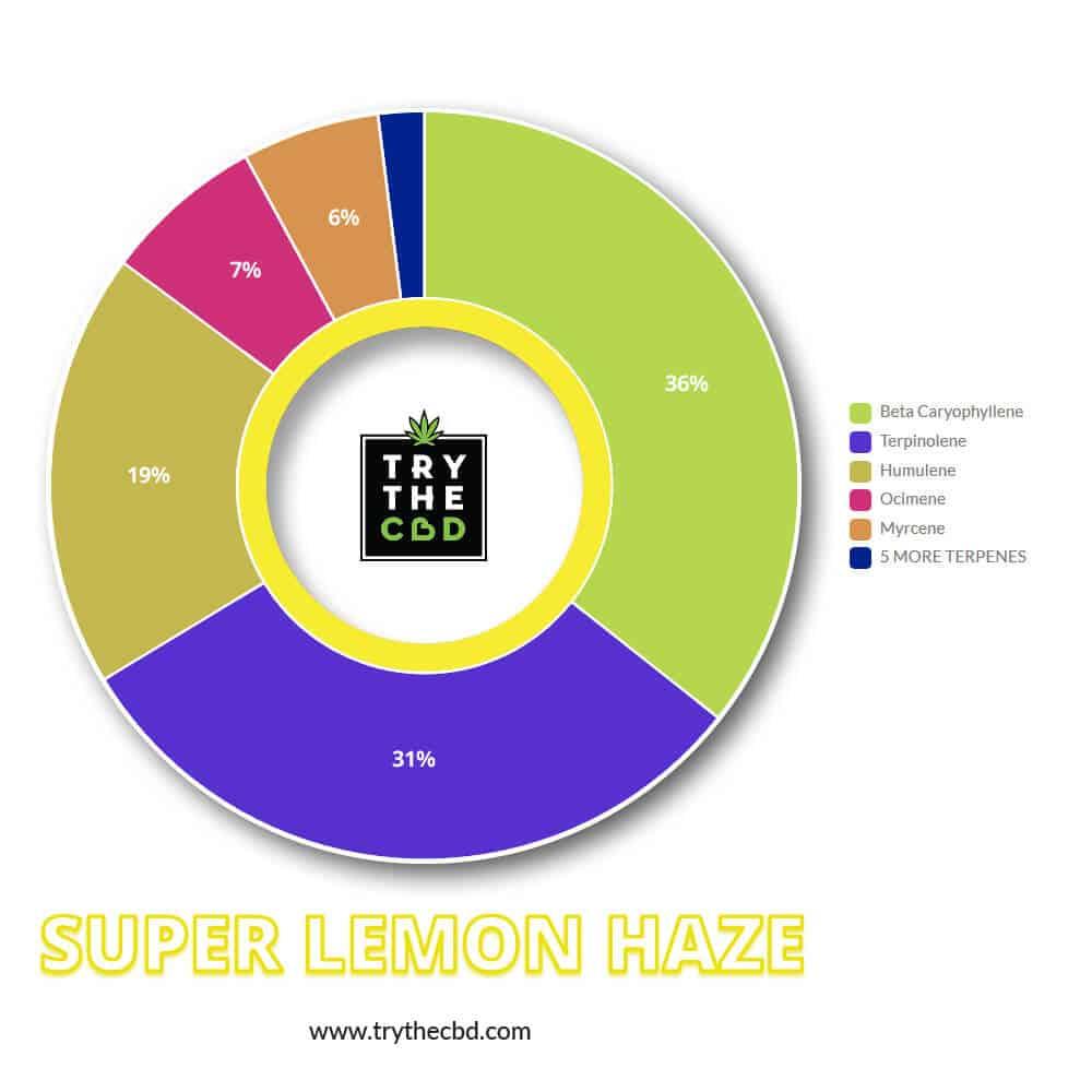 Super Lemon Haze Terps Contents Diagram