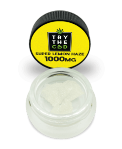 Super Lemon Haze 1000mg Pure CBD isolate