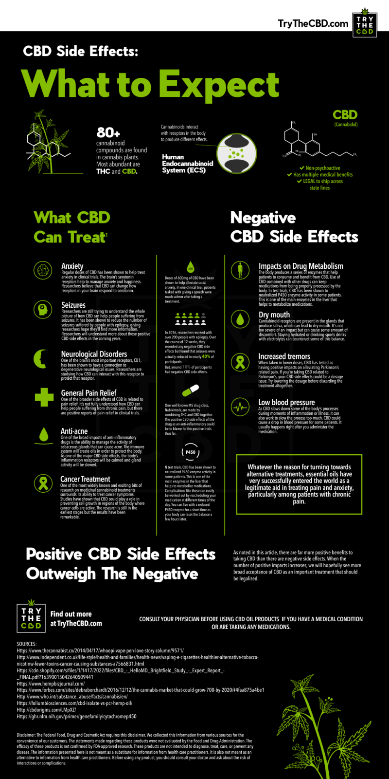 CBD Oil What To Expect
