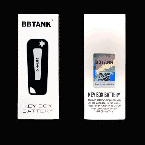 Vape Battery with Charger - CBD Vape Pen Battery - Vape Pen