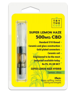 Super Lemon Haze Vape