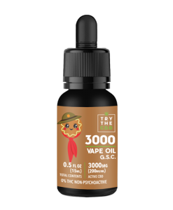GSC (f.k.a. Girl Scout Cookies) STRAIN VAPE OIL