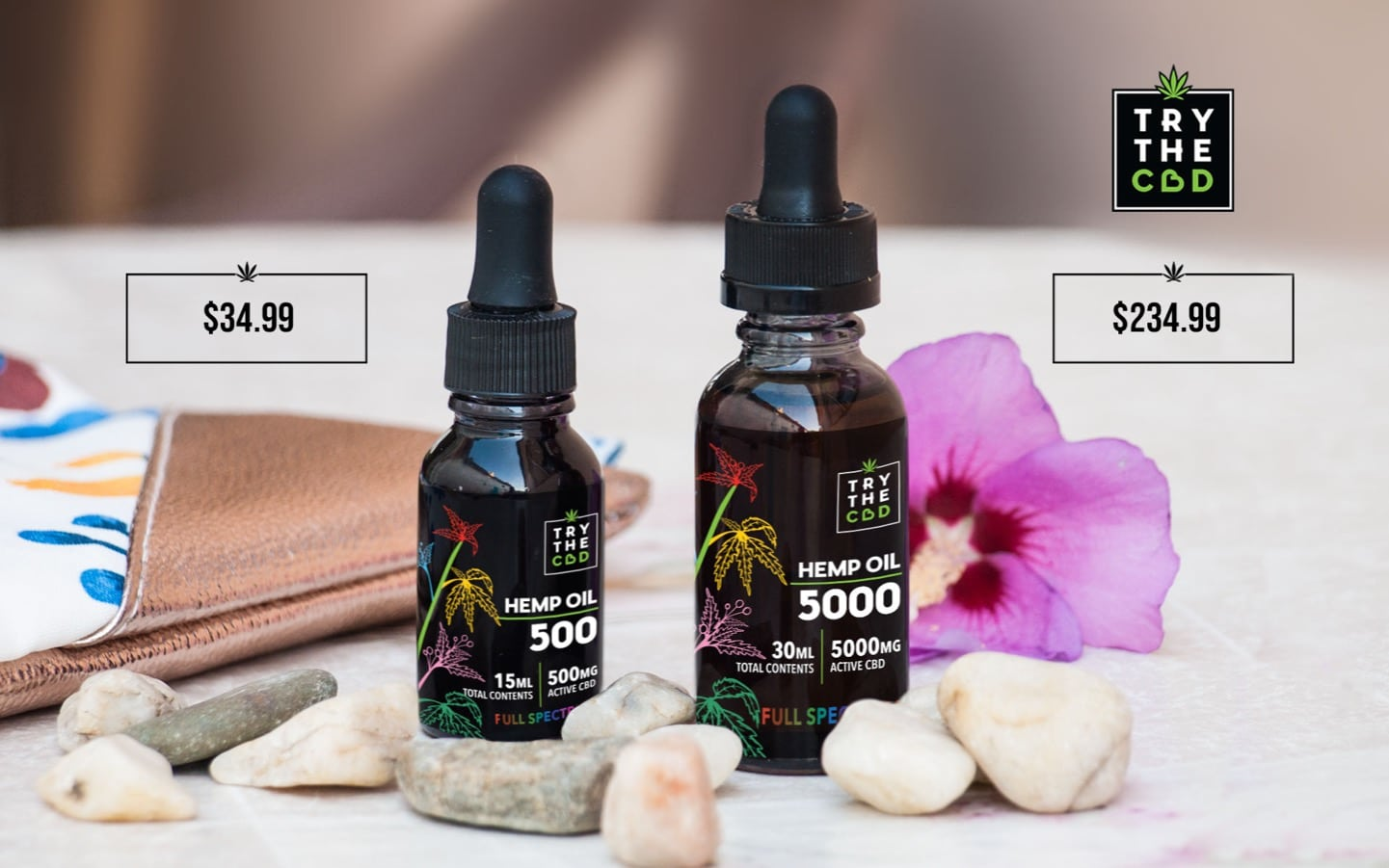 5000mg high CBD Oil Tincture for $234.99!   500mg CBD Tincture for $34.99!