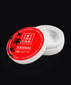 CBD Isolate CBD crystal 5g