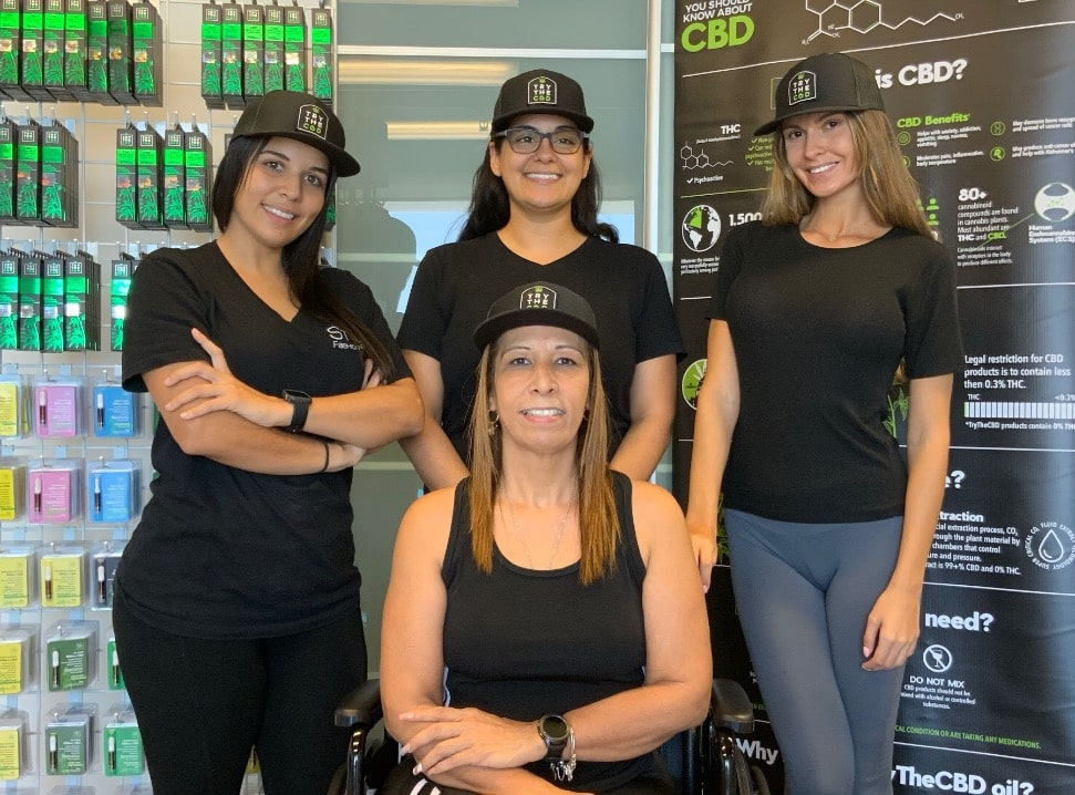 Colorado CBD oil team