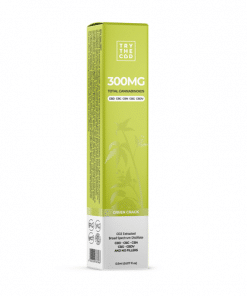 CBD Vape pen - Green Crack