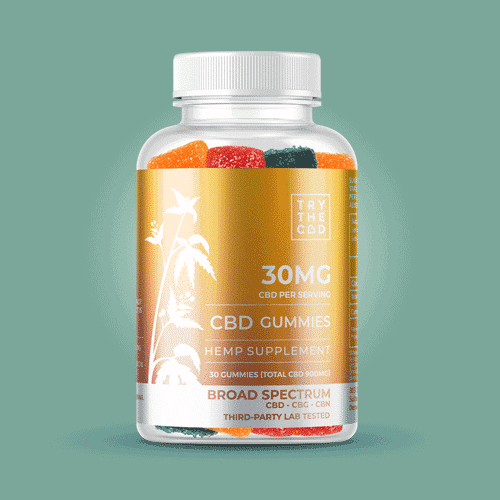 Broad Spectrum CBD Gummies