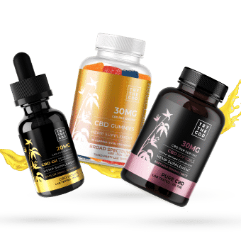 High-quality CBD Products