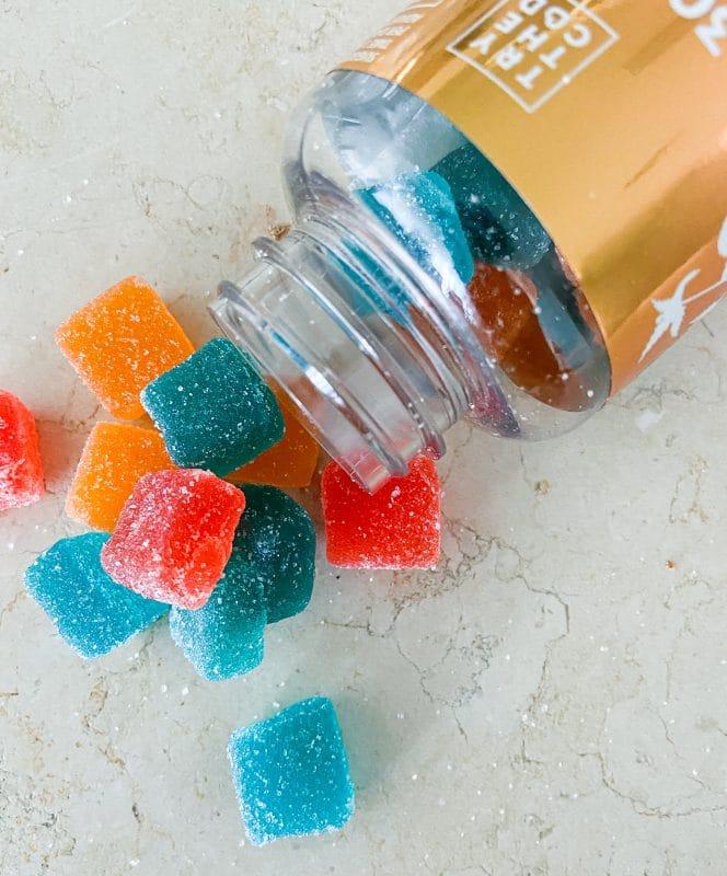 Broad Spectrum CBD Gummies